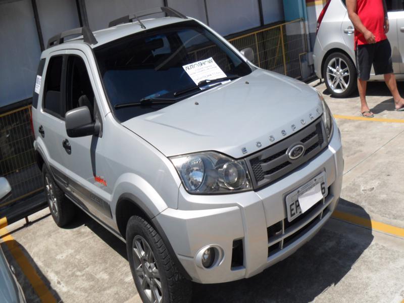 Feirão Auto Show Shopping ABC - FORD ECOSPORT XLT 1.6/ 1.6 FLEX 8V 5P 2010-2011