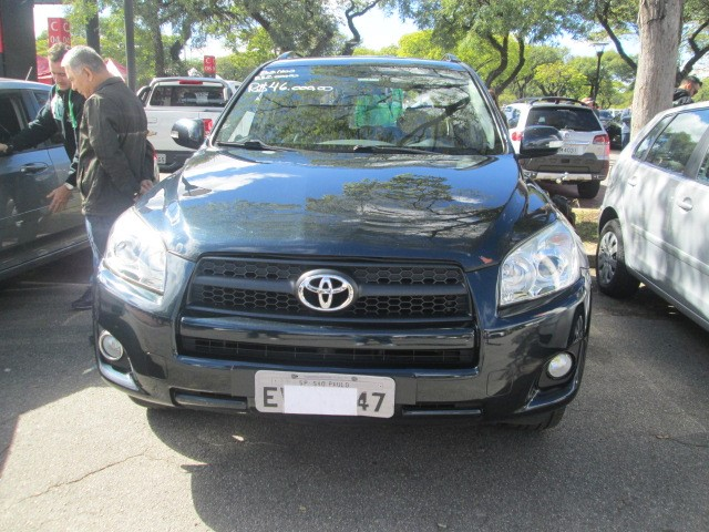 AutoShow Anhembi - TOYOTA RAV4 2011