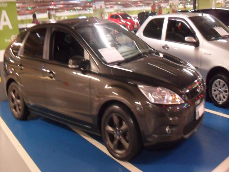 Feirão Auto Show Shopping ABC - FORD FOCUS 2.0 16V/ 2.0 16V FLEX 5P 2012-2013