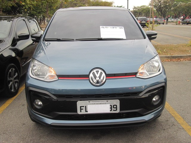 Feirão Auto Show Anhembi - VOLKSWAGEN UP! TSI CONNECT 1.0 / 4 PTS FLEX 2017-2018