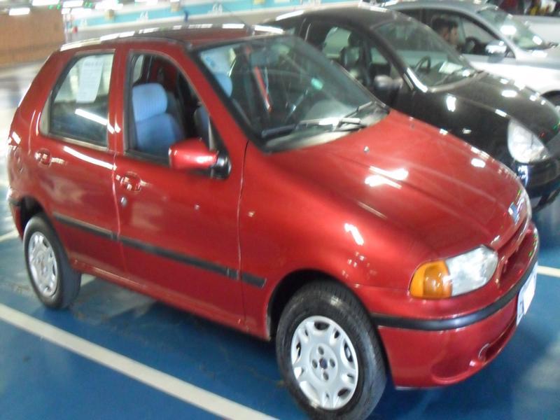 Feirão Auto Show Shopping ABC - FIAT PALIO EX 1.0 MPI 4P 1998-1999