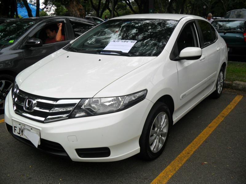 AutoShow Anhembi - HONDA CITY 2013