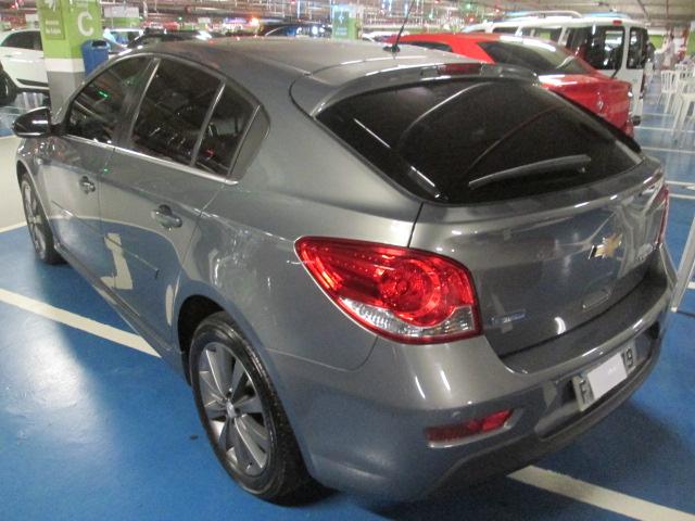 Feirão Auto Show Anhembi - CHEVROLET CRUZE LT 1.8 16V FLEXPOWER 4P AUT. 2013-2013