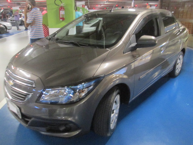 Feirão Auto Show Shopping ABC - CHEVROLET PRISMA SED. LT 1.4 8V FLEXPOWER 4P 2013-2013