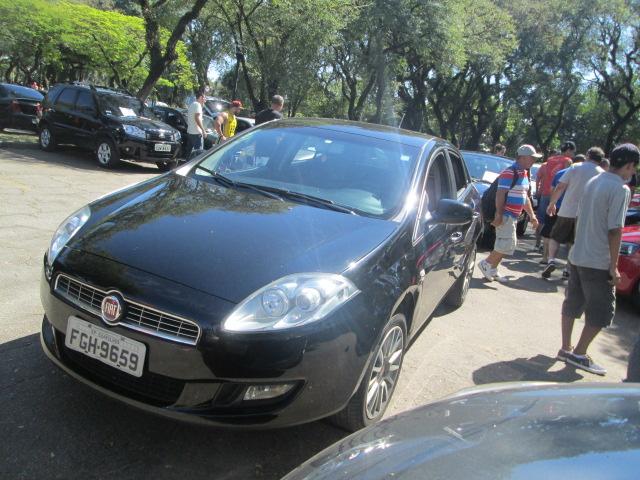 Feirão Auto Show Anhembi - FIAT BRAVO ESSENCE 1.8 FLEX 16V 5P 2012-2013