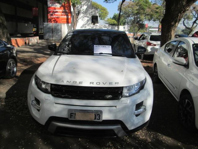 Feirão Auto Show Anhembi - LAND ROVER LAND ROVER 2.0 TURBO AUTOMÁTICO / 4 PTS DINAMIC 2014-2015