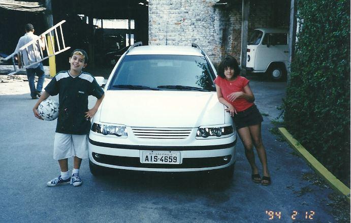 Feirão Auto Show  - VOLKSWAGEN PARATI 1.6 1999-2000