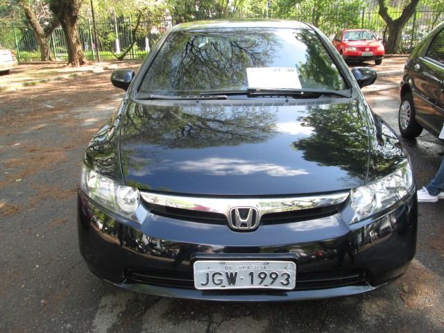 AutoShow Anhembi - HONDA CIVIC 2007