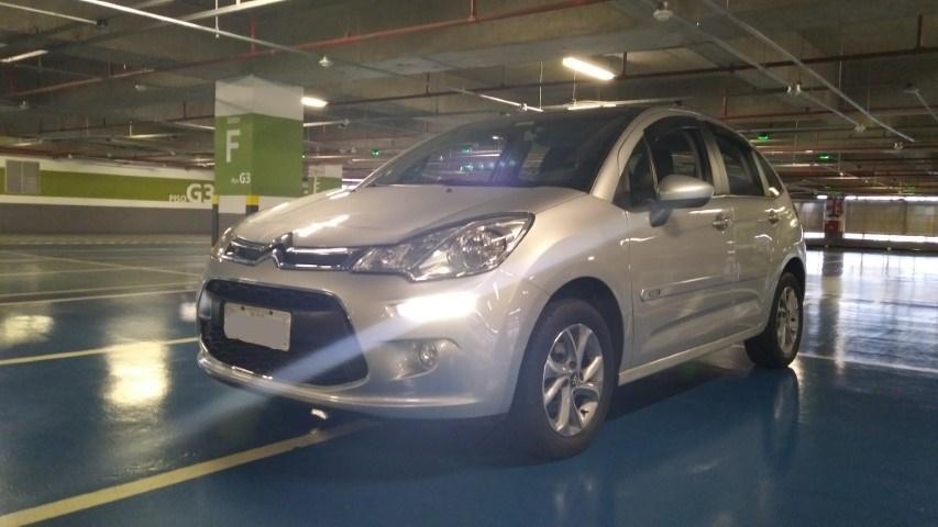 Feirão Auto Show Shopping ABC - CITROEN c3 TENDANCE 1.5 FLEX 8V 5P MEC. 2014-2014