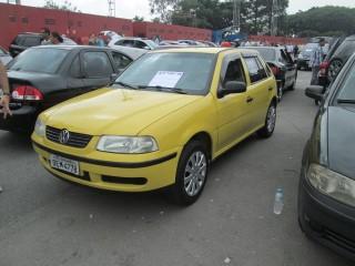 AutoShow Anhembi - VOLKSWAGEN GOL 2001