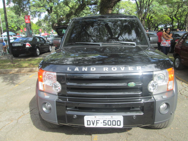 AutoShow Anhembi - LAND ROVER DISCOVERY3 2008