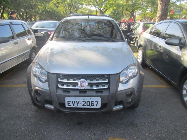 AutoShow Anhembi - FIAT PALIO 2011