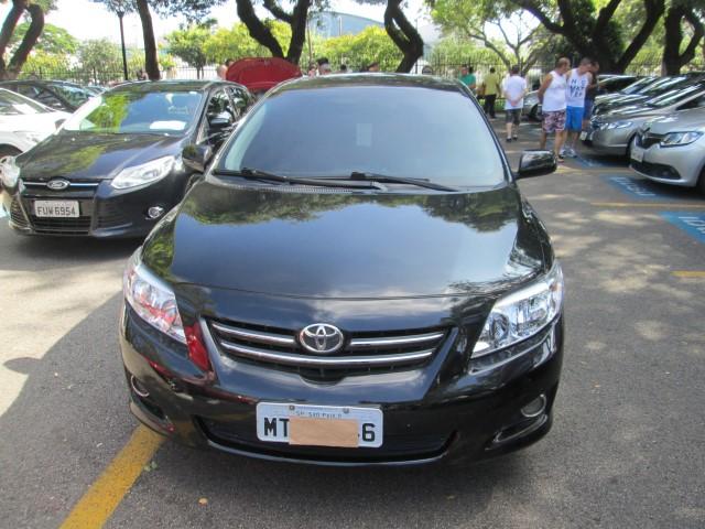 Feirão Auto Show Anhembi - TOYOTA COROLLA GLI 1.8 FLEX 16V  AUT. 2010-2011