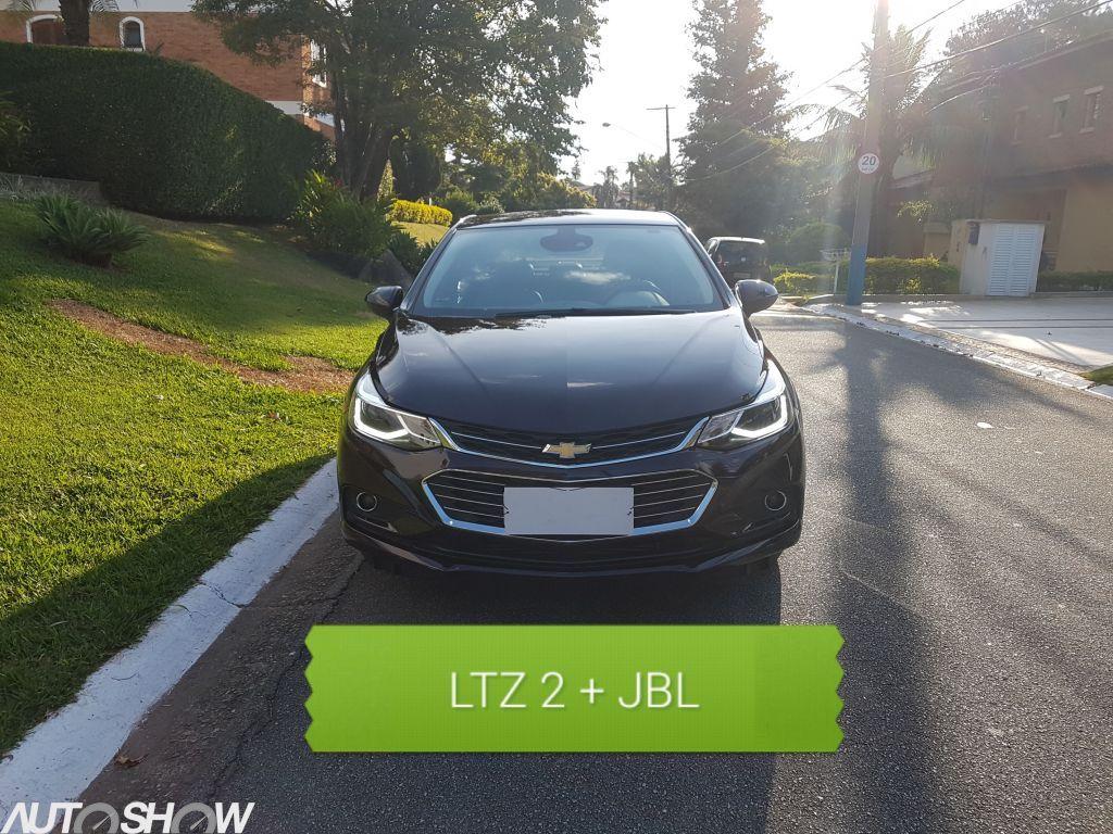 Feirão Auto Show Anhembi - chevrolet cruze LTZ 1.4 16V TURBO FLEX 4P AUT. 2017-2017