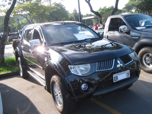 Feirão Auto Show Anhembi - MITSUBISHI L200 TRITON HPE 3.5 CD V6 24V FLEX AUT. 2010-2010