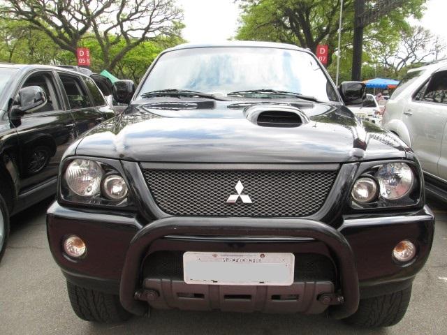AutoShow Anhembi - MITSUBISHI L200 2006