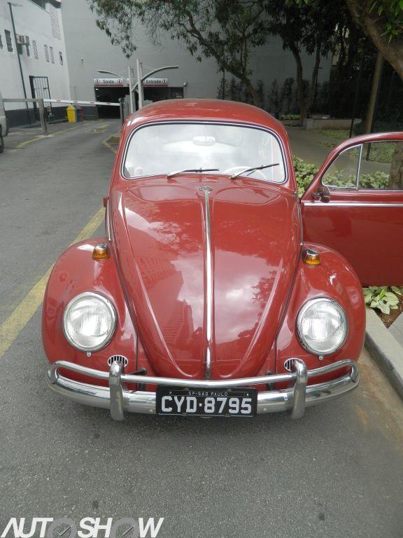 Feirão Auto Show autoshow - VOLKSWAGEN FUSCA 1300 CILINDRADAS 1967-1967