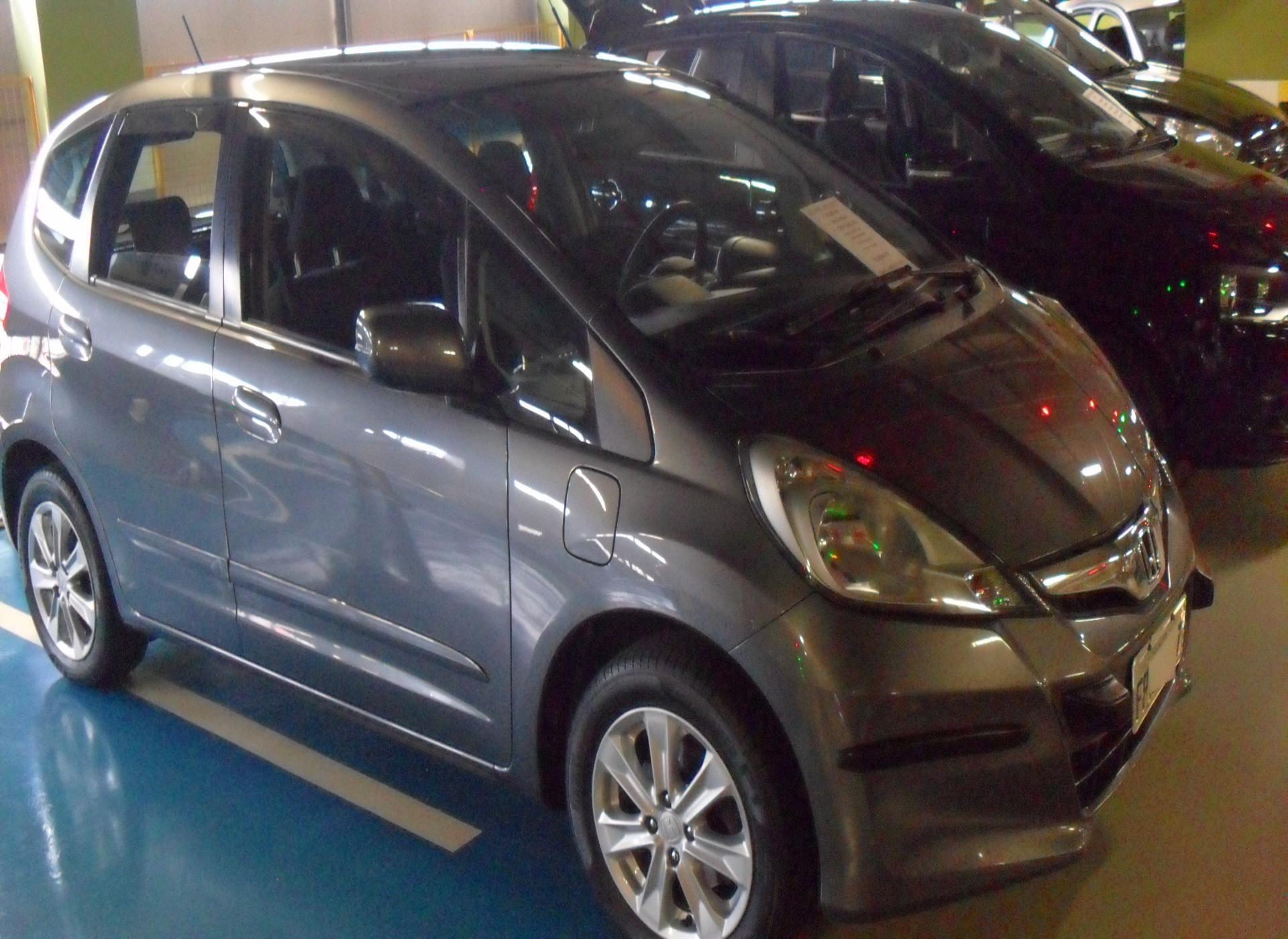Feirão Auto Show Shopping ABC - HONDA FIT LX 1.4/ 1.4 FLEX 8V/16V 5P AUT. 2013-2013