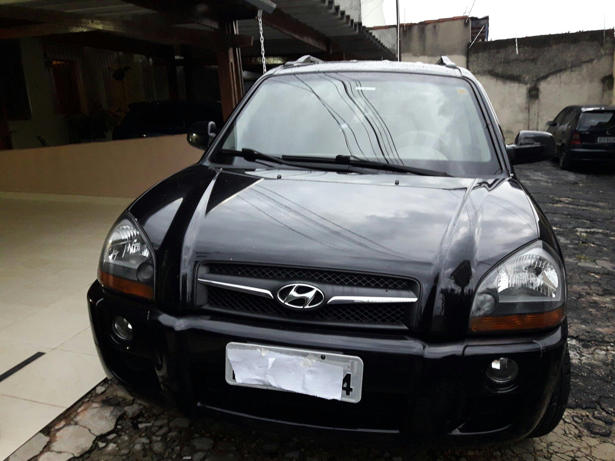 AutoShow Anhembi - hyundai tucson 2013