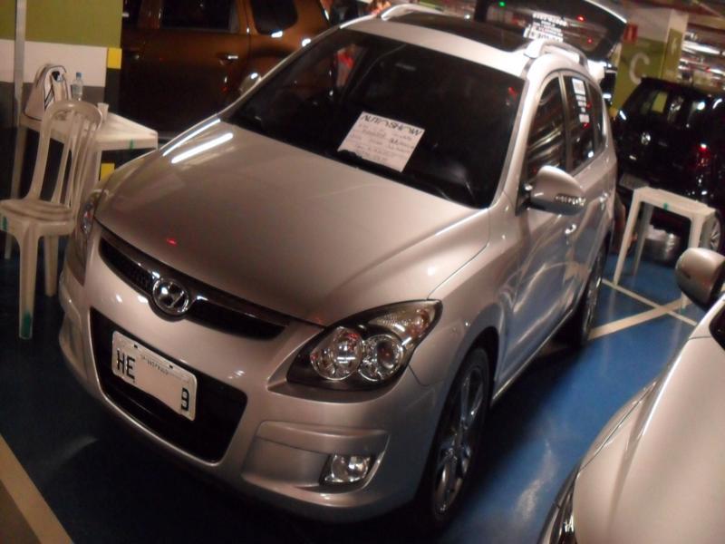 Feirão Auto Show Shopping ABC - HYUNDAI I30 2.0 16V 145CV 5P AUT. 2010-2011