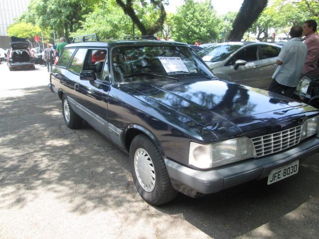 AutoShow Anhembi - CHEVROLET CARAVAN 1990