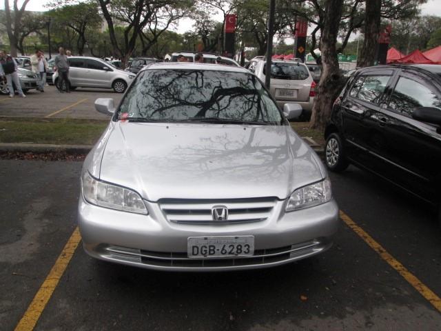 AutoShow Anhembi - HONDA ACCORD 2001