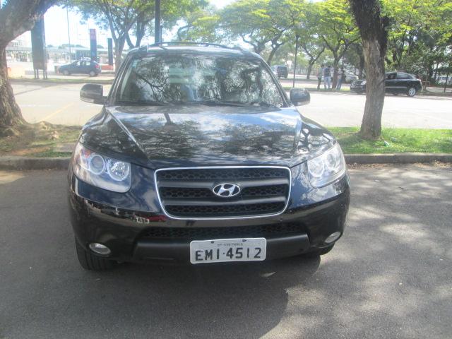 AutoShow Anhembi - HYUNDAI SANTA FÉ 2010
