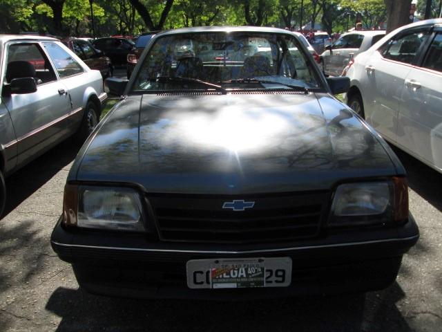 Feirão Auto Show Anhembi - CHEVROLET MONZA CLASSIC/ SL/E/SR 1.8 1984-1984