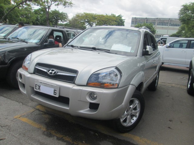 AutoShow Anhembi - HYUNDAI TUCSON 2012