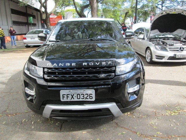 AutoShow Anhembi - LAND ROVER RANGE ROVER 2013