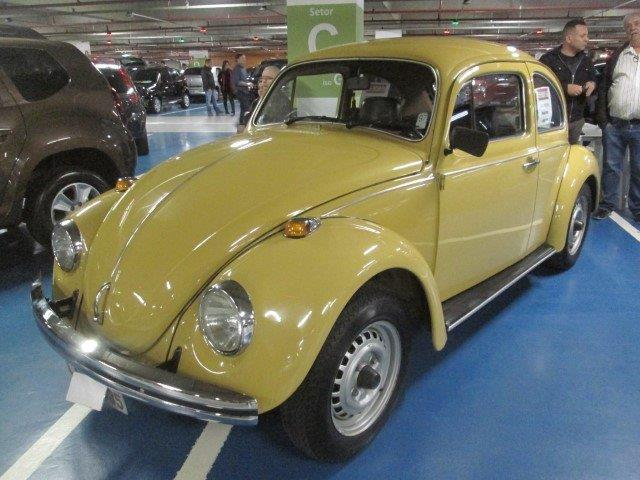 AutoShow Shopping ABC - VOLKSWAGEN FUSCA 1980