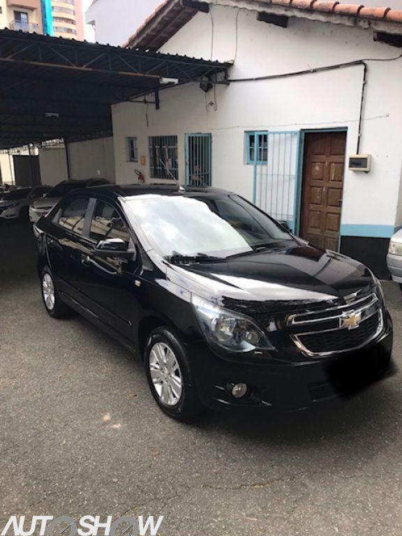Feirão Auto Show Shopping ABC - chevrolet cobalt LTZ 1.8 8V ECONO.FLEX 4P AUT. 2013-2014