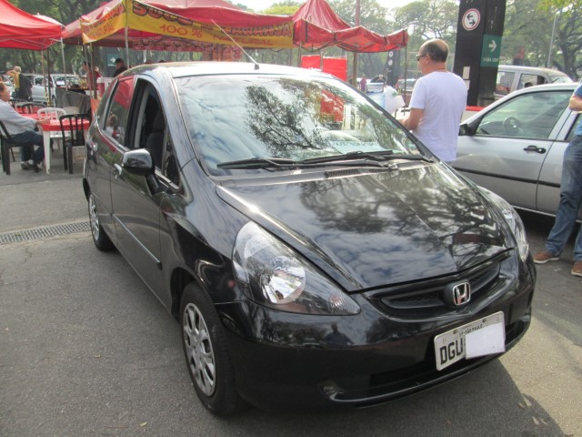 Feirão Auto Show Anhembi - HONDA FIT LX 1.4/ 1.4 FLEX 8V/16V 5P MEC. 2003-2004
